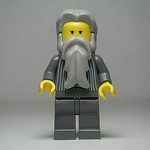 Photo of a Karl Marx Lego(R) figurine